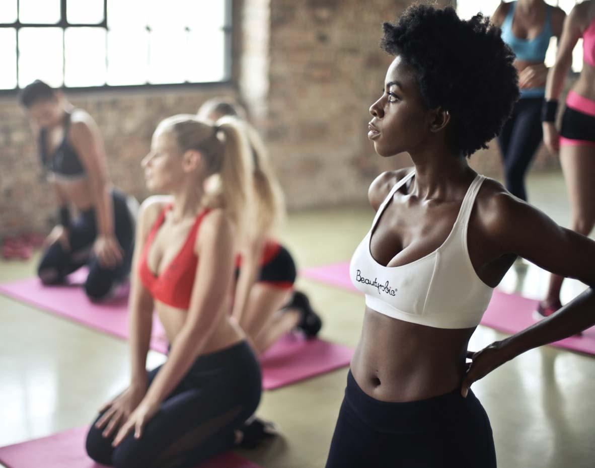 Opnieuw sporten na een borstvergroting